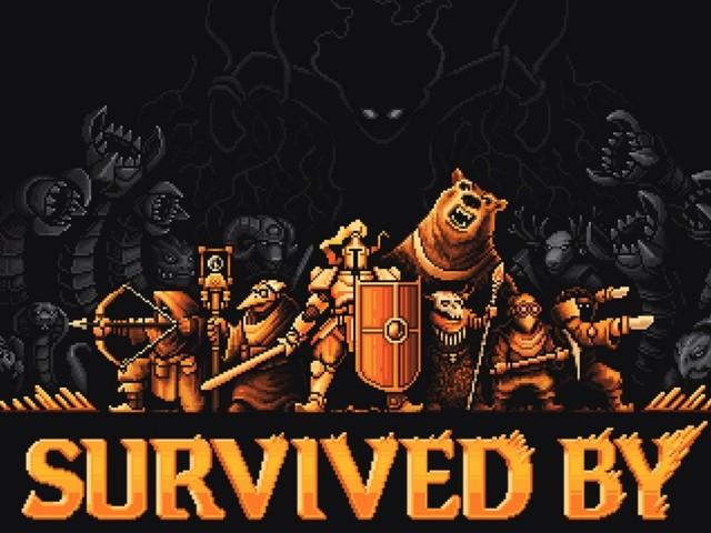 Survived By: Bullet-Hell-MMO für 100 Spieler mit Permadeath-Mechanik