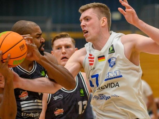 Basketball: Sparkassen-Stars verlieren Premiere