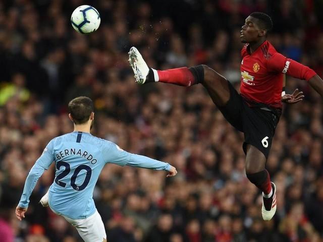 Manchester City feiert im Titelkampf wichtigen 2:0-Derbysieg