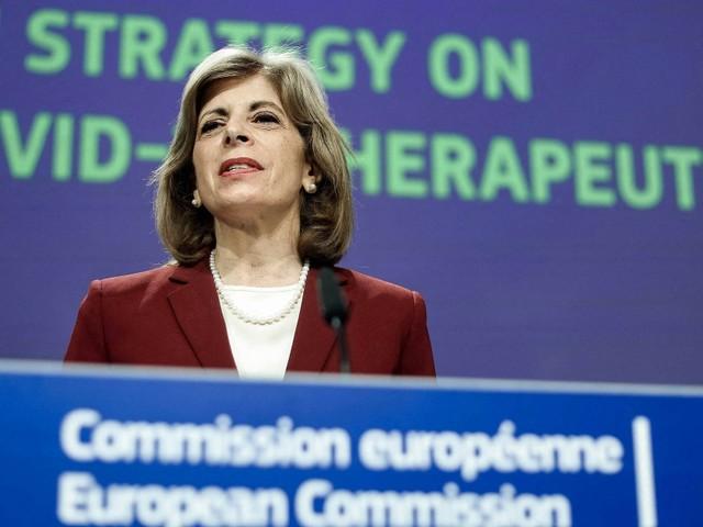 Suche nach neuen Antworten: EU setzt auf Medikamente gegen Corona