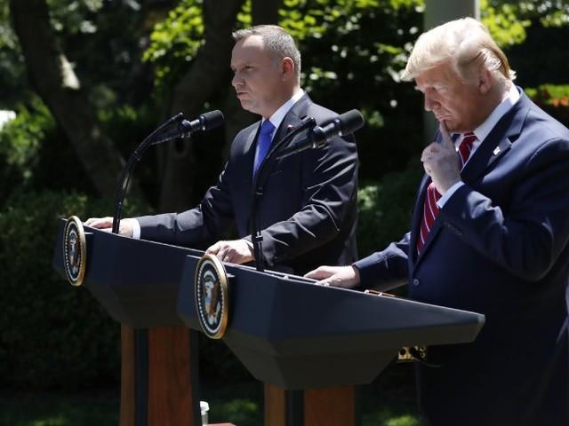Nato-Partner: Trump erwägt, US-Truppen von Deutschland nach Polen zu verlegen