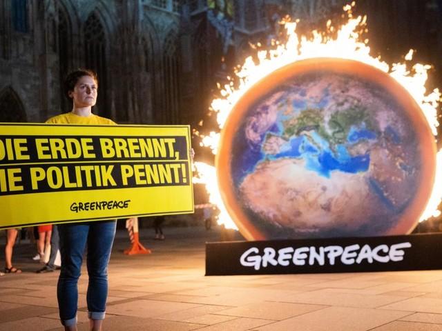 """Greenpeace zu überarbeitetem Klimaplan: """"Absolut mangelhaft"""""""