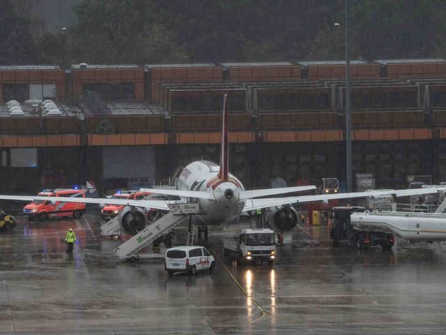 Schwere Turbulenzen: Acht Menschen bei Eurowings-Flug verletzt – Maschine landet in Berlin