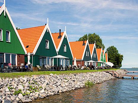 Ein Wochenende im Ferienpark Landal Volendam