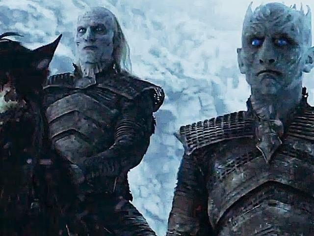 """Review: """"Game Of Thrones"""", Staffel 7, Folge 6: So fängt man einen Zombie"""