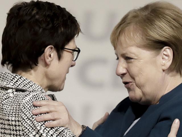 Wie zwei Frauen die alten, grauen Männer in der CDU geschlagen haben