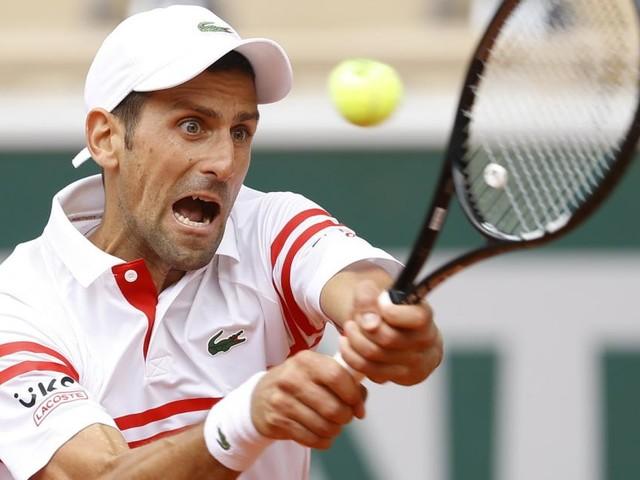 French Open: Tennis-Star Djokovic mit Mühe ins Viertelfinale