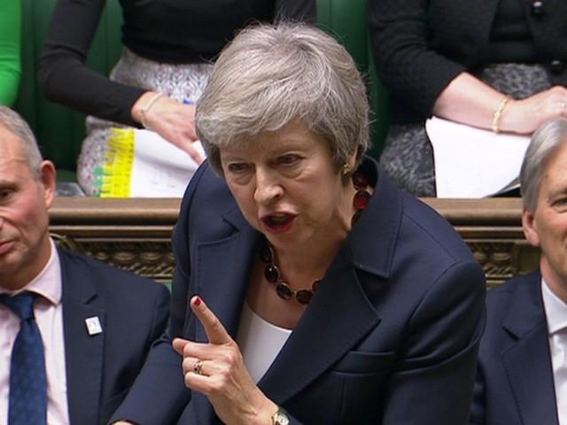 EU-Austritt: Mays Kabinett stimmt für Brexit-Entwurf
