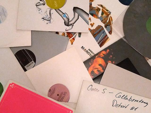 Happy 2018 mit scheiß alten Platten Mix by RAM