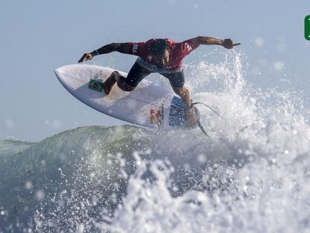 Olympia 2021: Premiere des Surfens: Endlich auf der olympischen Welle
