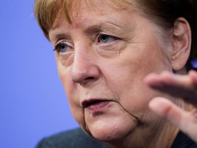 Merkel mahnt zu größter Vorsicht selbst bei 50er-Corona-Inzidenz