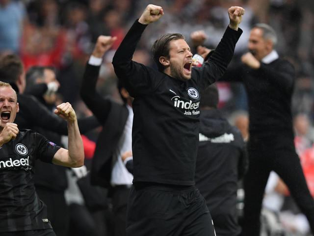Europa League: Frankfurt schafft gegen Benfica die Sensation – Halbfinale!