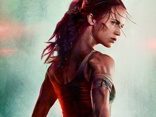 """Erstes Poster und Teaser zu """"Tomb Raider"""" mit Alicia Vikander"""