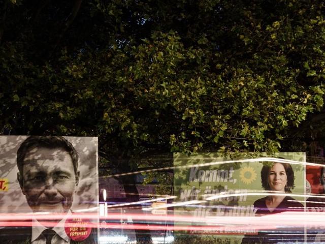 Klein, aber mächtig: FDP und Grüne entscheiden Regierungsbildung
