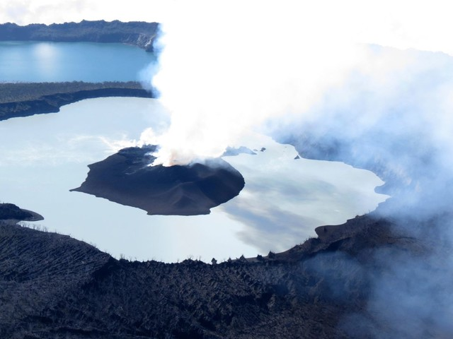 Two Looming Volcanic Eruptions Could Slow Climate Change, But They Aren't Going to Stop It