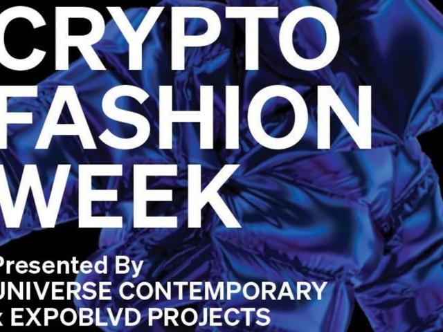Erste Crypto Fashion Week gibt Vorgeschmack auf das kreative Potenzial von Blockchain, Digitaler Mode und AI