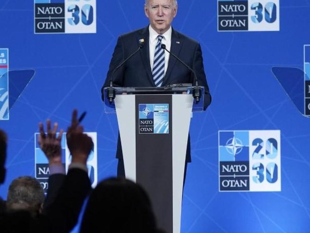Vor Gipfel mit Putin: Biden trifft EU-Spitzen in Brüssel