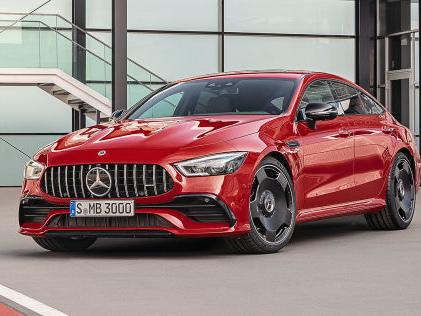 Mercedes-AMG GT 43: Leasing, Preis Mercedes-AMG GT 4-Türer günstig leasen