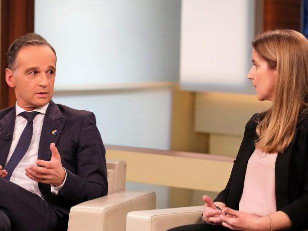 ARD-Talk: Libyen-Gipfel: Maas gerät bei Anne Will ins Schwimmen