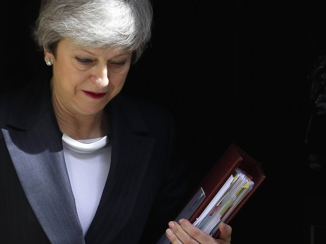 """Spekulationen über May: """"Es ist Zeit für sie zu gehen"""""""