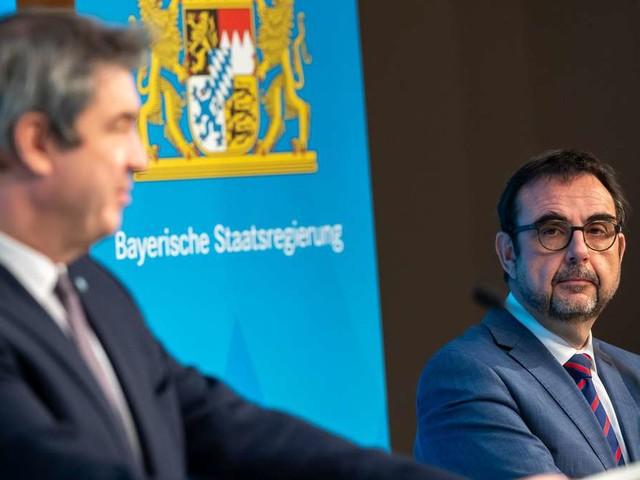 Inzidenzen sinken weiter: Söders Kabinett analysiert Lage - Pressekonferenz folgt