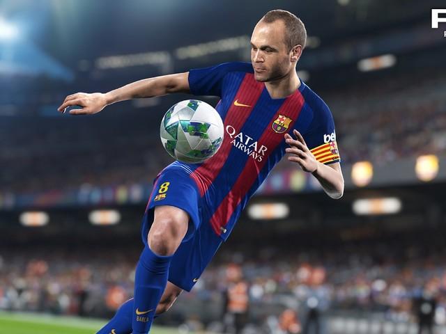 Pro Evolution Soccer 2018 im E3-Trailer; Vorbesteller erhalten Usain Bolt (myClub)