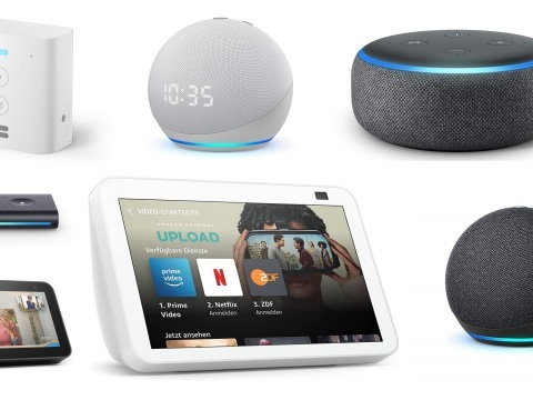 Echo Show 8, Dot und Co. im Deal: Amazon reduziert zehn Echo-Modelle um bis zu 58 Prozent