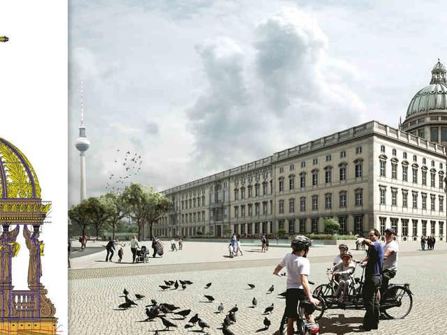 Humboldt-Forum: Berlin unterm Kuppelkreuz