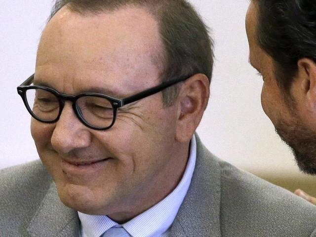 Kläger tot: Nächste Anklage gegen Kevin Spacey fallen gelassen
