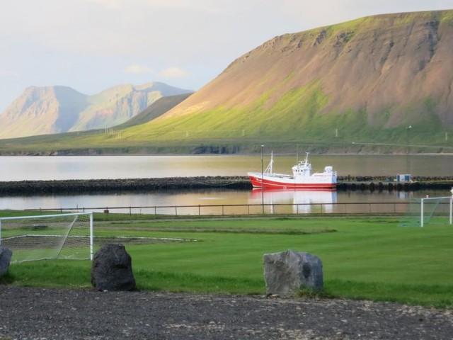 Ganz Island auf der Halbinsel Snæfellsnes