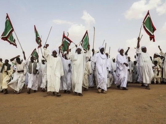 Sudan - Militärrat und Opposition einigen sich auf Verfassungsentwurf