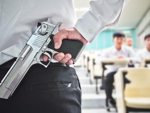Sonntagsfrage: Was halten Sie davon, dass Trump Lehrer bewaffnen will?