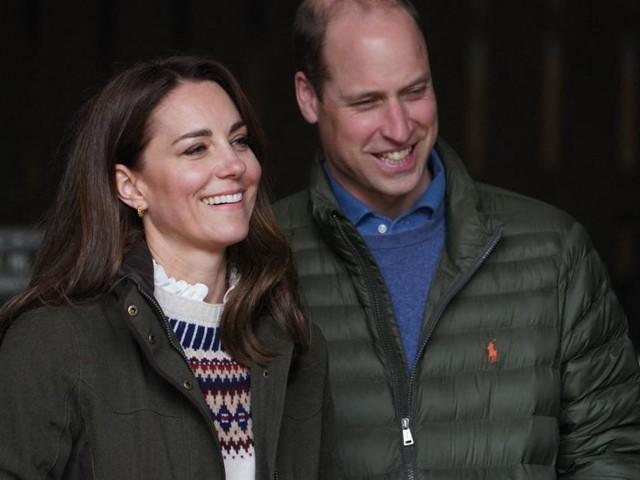 Prinz William und Herzogin Kate feiern Meilenstein