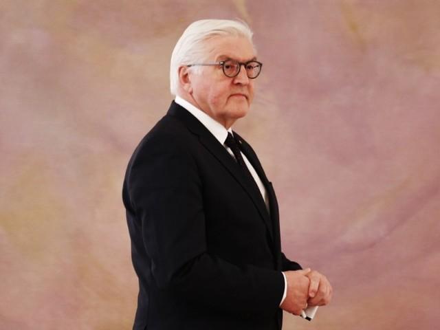 Die Stunde des Frank-Walter Steinmeier