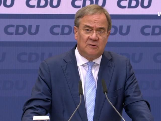 Stimmen zur Wahl im Ticker - Nach wichtigen Gesprächen in der Union: Jetzt spricht Wahl-Verlierer Armin Laschet