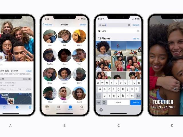 """Apple erklärt die """"verbesserte Personenerkennung"""" in der Fotos-App [iOS 15]"""