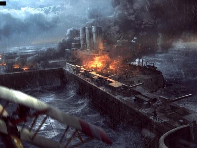 Battlefield 1: Turning Tides - Zweite Inhaltsladung am kommenden Dienstag