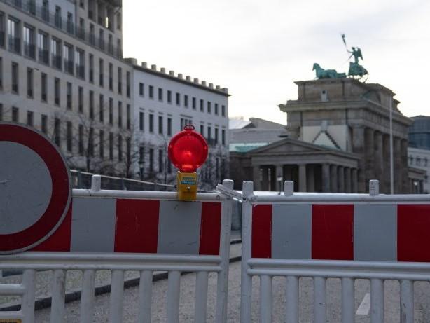 Verkehr: Großdemos am Sonnabend in Berlin: Hier gibt es Sperrungen