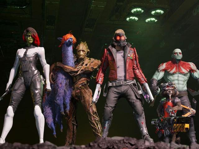 """Marvels Chaoten-Truppe """"Guardians of the Galaxy"""" kehren auf den Schirm zurück"""