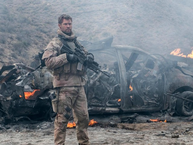 "Exklusiver Clip zu ""Operation: 12 Strong"""