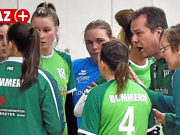 DAMENHANDBALL: Trainer Albus zürnt nach Pleite seines TuS Bommern