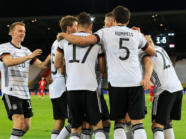 Auf geht's! Deutschland startet gegen Frankreich in die EM