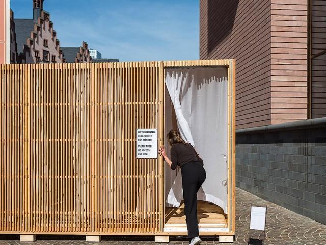 Kein Zutritt für Männer: Ein Experiment für die Stadt