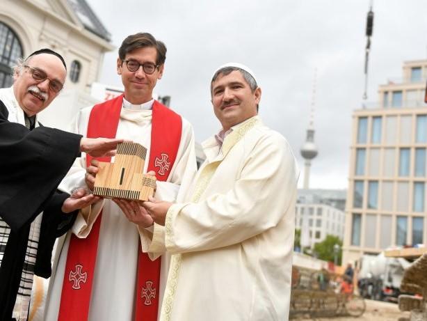 Drei-Religionen-Haus: House of One: Baukosten steigen um rund vier Millionen Euro
