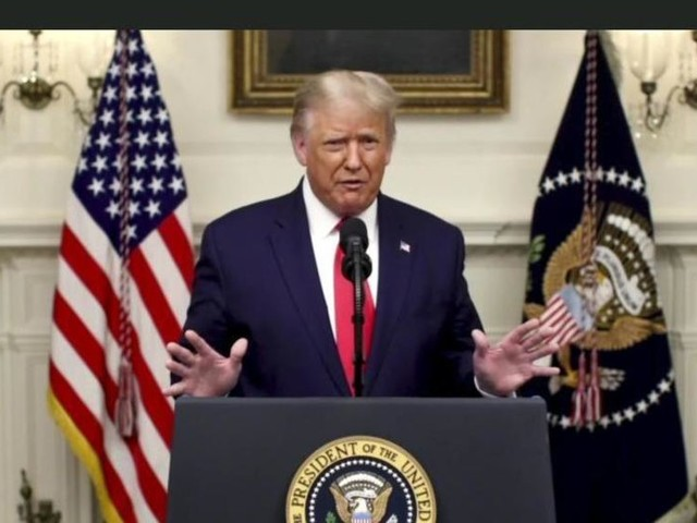 Trump greift China vor den UN scharf an