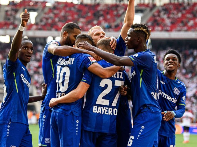 Frühe Starts und mehr Wucht: Das sind die neuen Stärken von Bayer 04