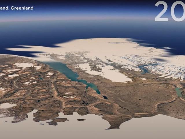Schockierendes Video: Google Earth zeigt im Zeitraffer wie sich die Erde verändert