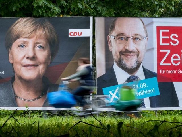 Bundestagswahl 2017: Wahllokale sind eröffnet - die wichtigsten Informationen zur Wahl