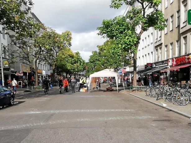 Verkehr: Wilmersdorfer Straße: Fußgängerzone wird 2022 verlängert