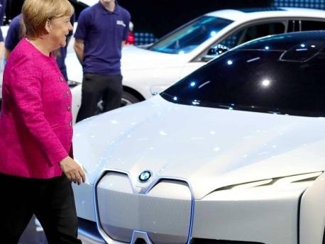 Der Tesla-Angreifer wird in München gebaut